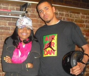 Karen & J. Cole
