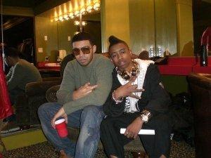 Drake  & Lil Twist