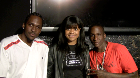Clipse &  karen Civil